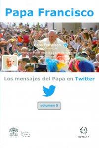 Copertina di 'Los ensajes del Papa en Twitter'