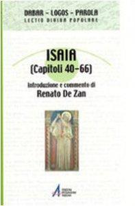 Copertina di 'Isaia (capitoli 40-66)'