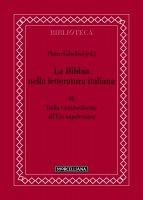 La Bibbia nella letteratura italiana