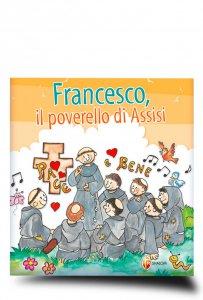 Copertina di 'Francesco, il poverello di Assisi'