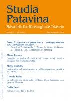 Studia Patavina 2018/2