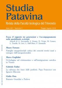 Copertina di 'Studia Patavina 2018/2'