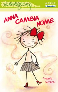 Copertina di 'Anna cambia nome'