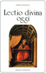 Copertina di 'Lectio divina oggi.'
