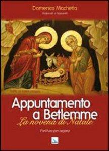 Copertina di 'Appuntamento a Betlemme'