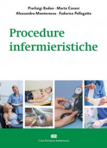 Copertina di 'Procedure infermieristiche'
