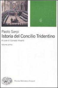 Copertina di 'Istoria del Concilio Tridentino'