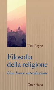 Copertina di 'Filosofia della religione'