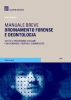 Ordinamento forense e deontologia - Danovi Remo