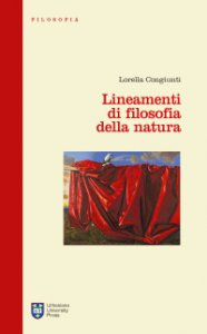 Copertina di 'Lineamenti di filosofia della natura'
