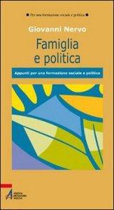 Copertina di 'Famiglia e politica'