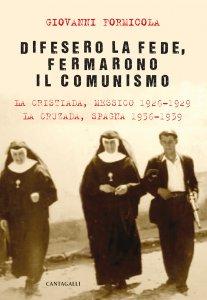 Copertina di 'Difesero la fede, fermarono il comunismo'