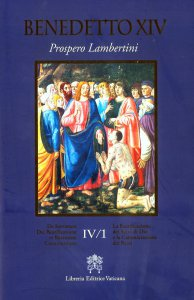 Copertina di 'De servorum Dei beatificatione et beatorum canonizatione. Vol. IV/1'