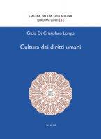 Cultura dei diritti umani - Di Cristofaro Longo Gioia