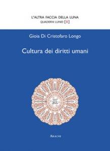 Copertina di 'Cultura dei diritti umani'