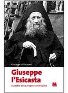 Copertina di 'Giuseppe l'Esicasta'