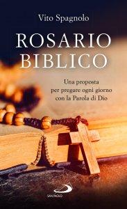 Copertina di 'Rosario biblico'