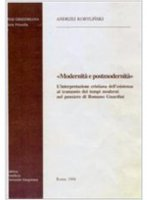 Modernità e postmodernità - Kobylinski Andrzej