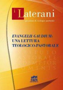 Copertina di 'Evangelii Gaudium: una lettura teologico-pastorale'