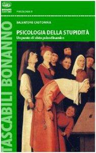 Copertina di 'Psicologia della stupidità'