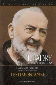 Copertina di 'Il Padre. San Pio da Pietrelcina. La grande famiglia protetta dalla Madonna vol.3'