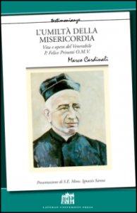 Copertina di 'L'umiltà della misericordia'