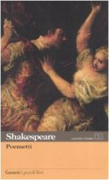 Poemetti. Testo inglese a fronte - Shakespeare William