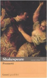 Copertina di 'Poemetti. Testo inglese a fronte'