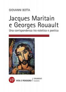 Copertina di 'Jacques Maritain e Georges Rouault'