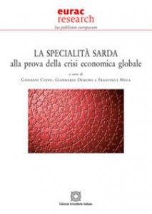 Copertina di 'La specialità sarda alla prova della crisi economica globale'