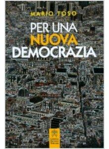 Copertina di 'Per una nuova democrazia'