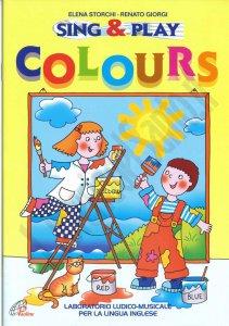 Copertina di 'Sing & Play Colours'