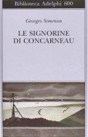 Le signorine di Concarneau - Georges Simenon