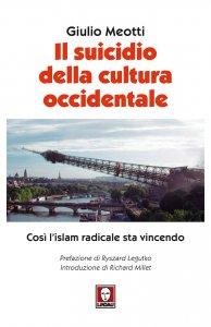 Copertina di 'Il suicidio della cultura occidentale'