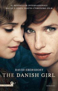 Copertina di 'The danish girl'