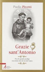 Copertina di 'Grazie sant'Antonio'