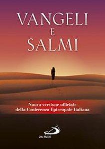Copertina di 'Vangeli e salmi. Nuova versione ufficiale della Conferenza Episcopale Italiana'
