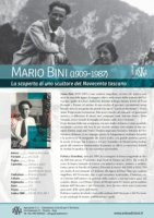 Mario Bini (1909-1987). La scoperta di uno scultore del Novecento - Marrubini Federica