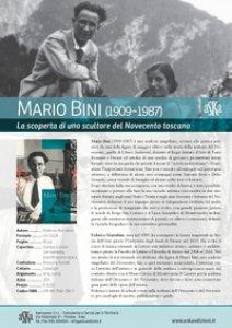 Copertina di 'Mario Bini (1909-1987). La scoperta di uno scultore del Novecento'