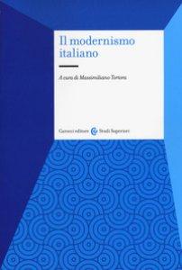 Copertina di 'Il modernismo italiano'