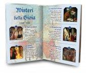 Immagine di 'Libretto con Rosario San Francesco d'Assisi e rosario - italiano'