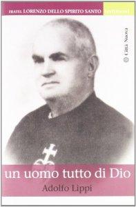 Copertina di 'Fratel Lorenzo dello spirito santo'