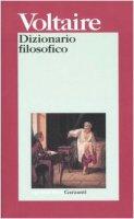 Dizionario filosofico - Voltaire