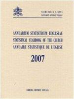 Annuarium Statisticum 2007 - Segreteria di Stato