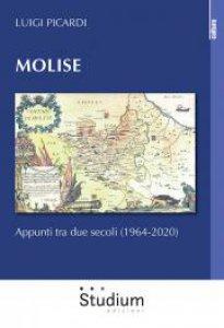 Copertina di 'Molise. Appunti tra due secoli (1964-2020)'