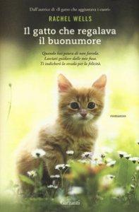 Copertina di 'Il gatto che regalava il buonumore'