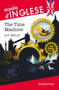 Copertina di 'The Time Machine'