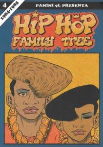 Copertina di 'Hip-hop family tree'