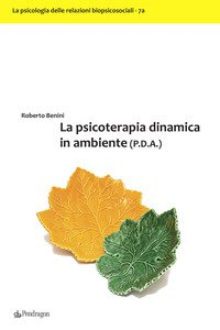 Copertina di 'La psicoterapia dinamica in ambiente (P.D.A.)'