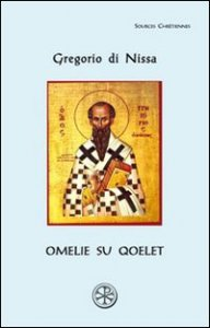 Copertina di 'Omelie su Qoelet'
